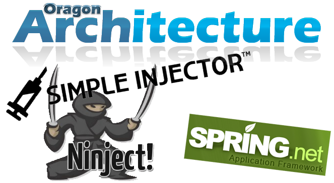 [deprecated]Oragon Architecture – Application Hosting – Suporte para Nijnect e SimpleInjector e qualquer outro container