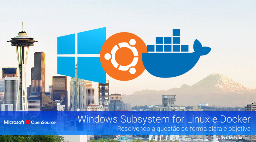 Windows Subsystem for Linux & Docker