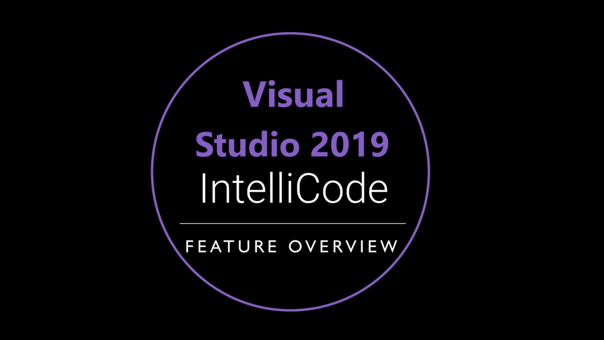 IntelliCode no Visual Studio 2019