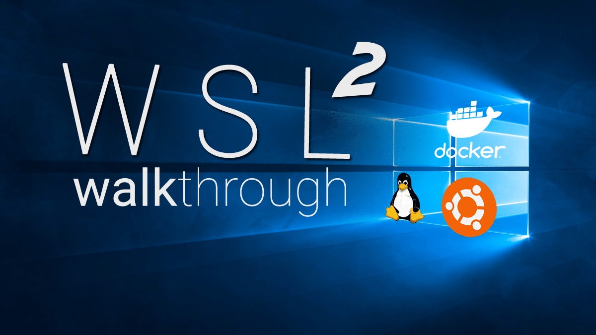 Docker no WSL² – Walkthrough