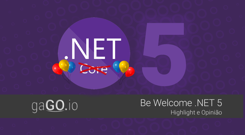 Be Welcome .NET 5