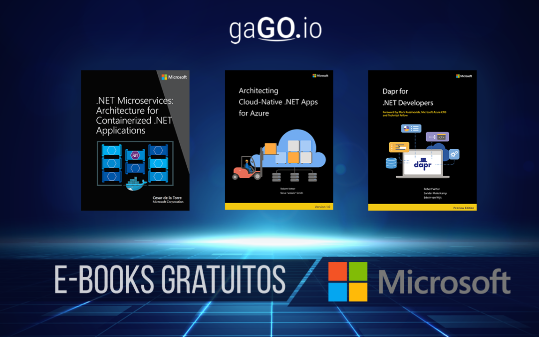 .NET Microservices Architecture Guidance | 3 Ebooks Gratuitos